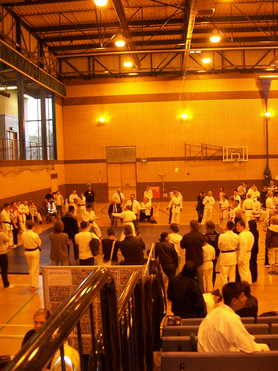 BSK Open in Oldham in 2009